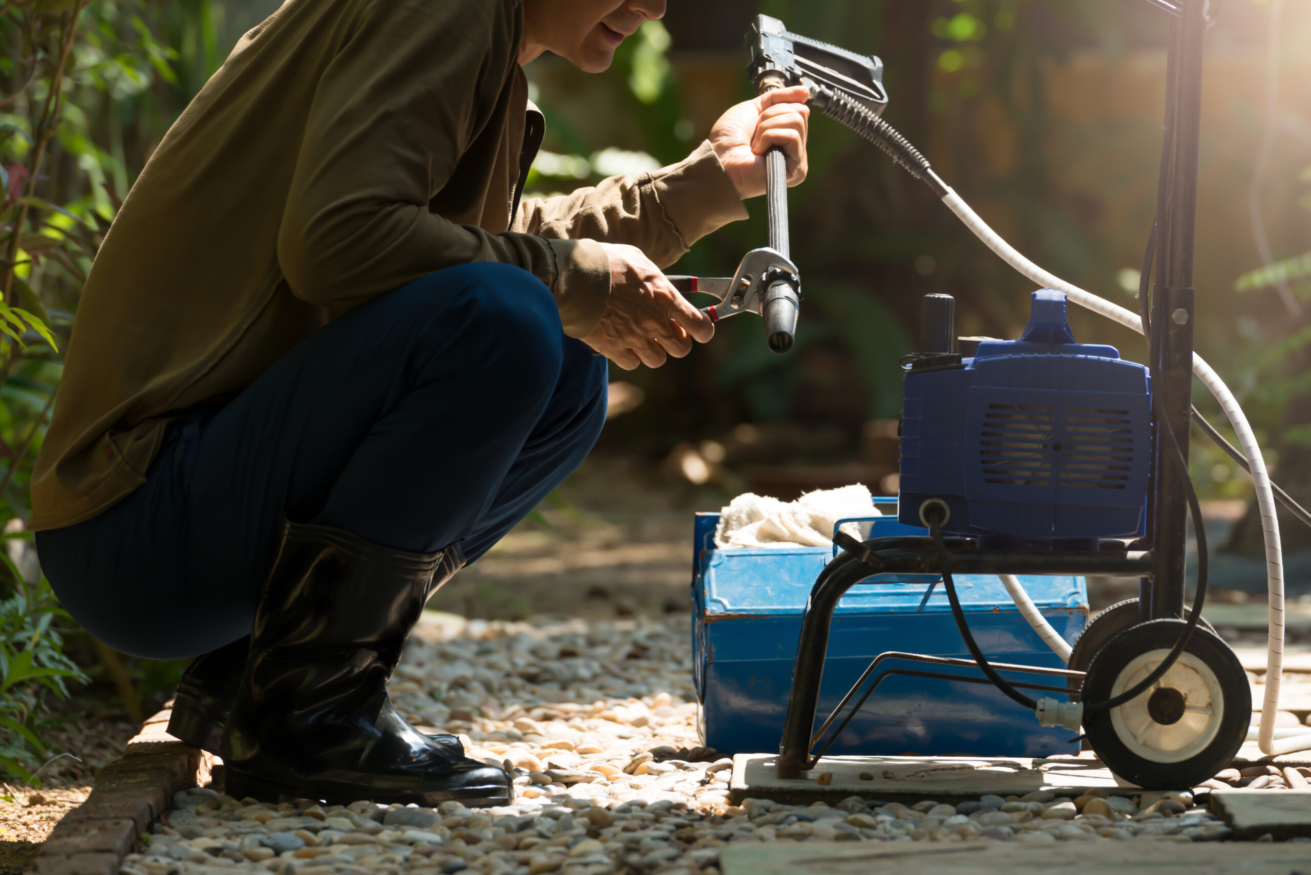 5 Signs You Need a New Pressure Washer