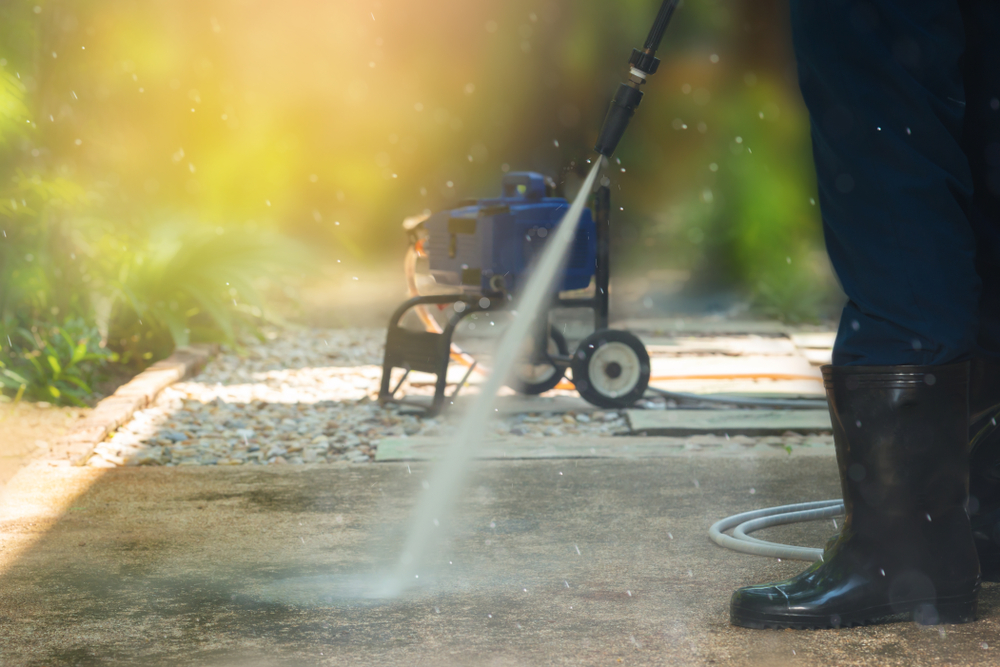 Top Tips for Looking After Your Pressure Washer